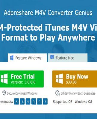 adoreshare-m4v-converter-genius