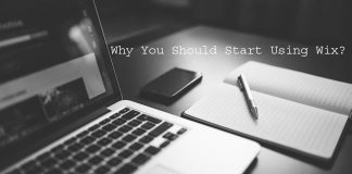 Why You Should Start Using Wix
