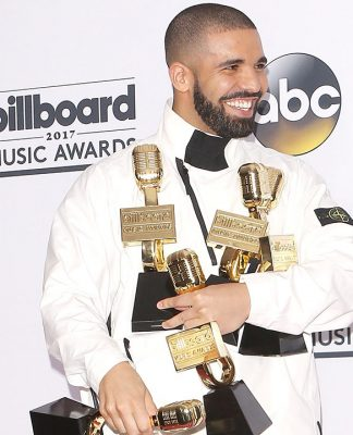 """Drake overtakes Adele's record after 13 wins at 2017, Billboard Music Awards"""