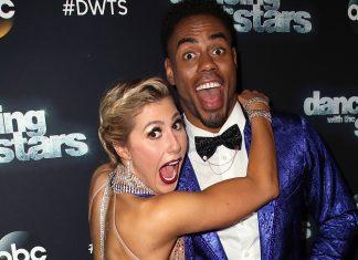 """ Rashad Jennings becomes 'Dancing with the Stars' Season 24 Champion"""