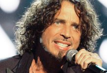 """Soundgarden Rocker Chris Cornell"""