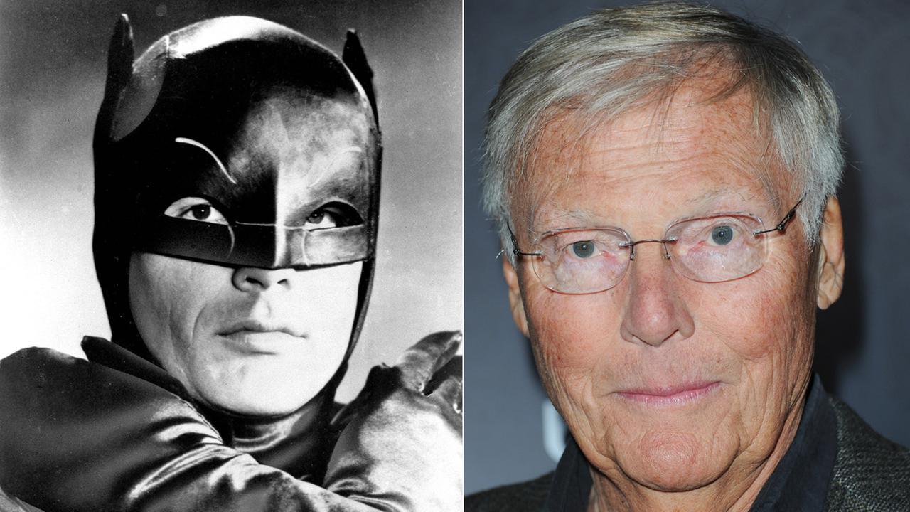 """""""TV's Batman of the Sixties Adam West passes away"""""""