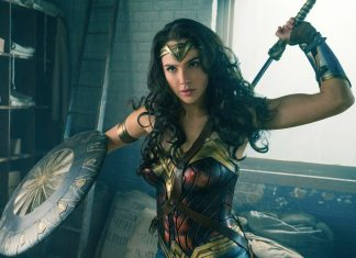 """Wonder Woman' Review: All's Fair in Love and War"""