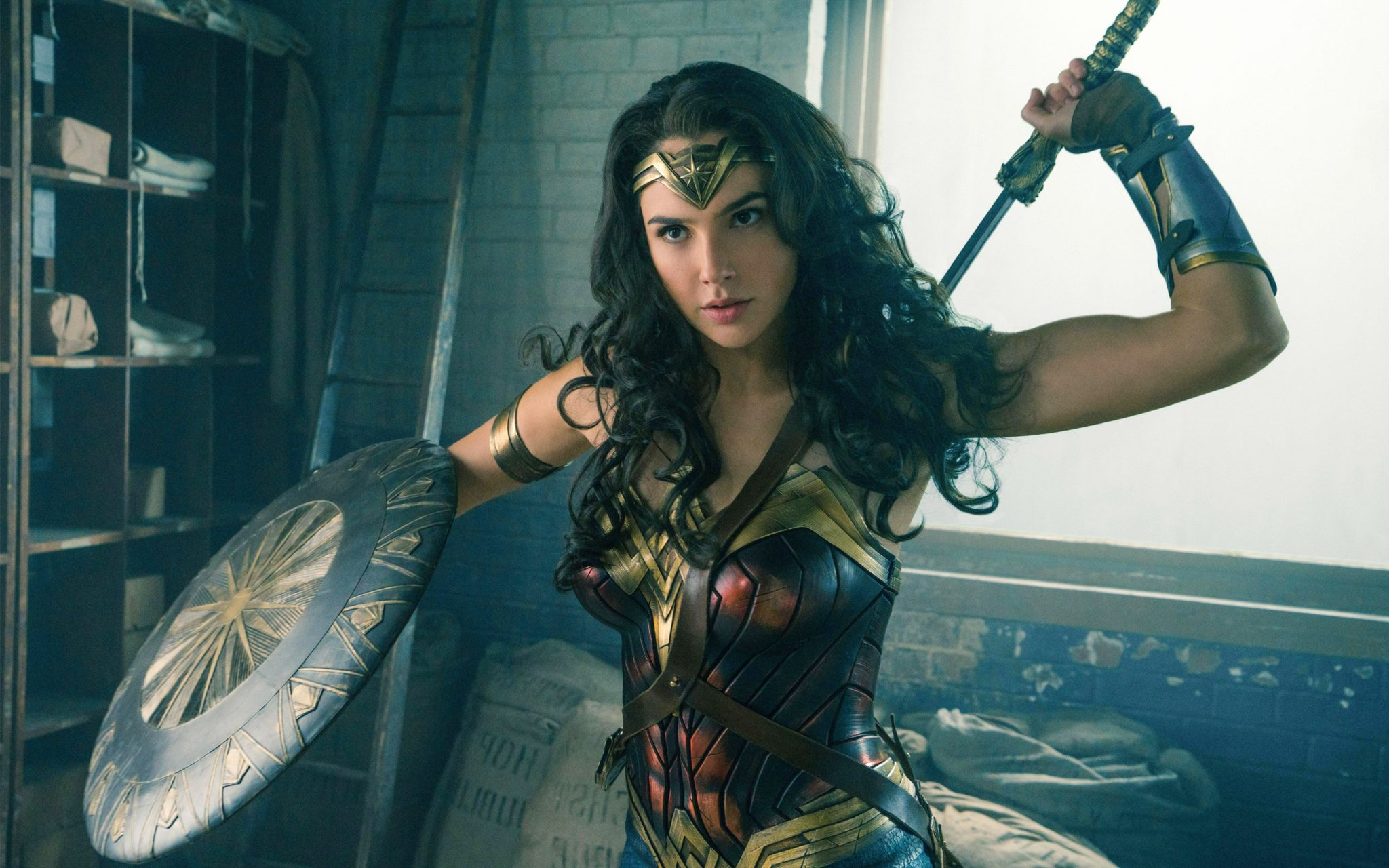 """""""Wonder Woman' Review: All's Fair in Love and War"""""""