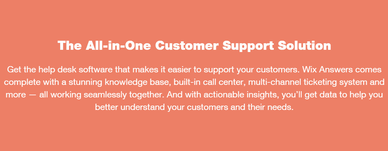 Customer Support Directly from your Website