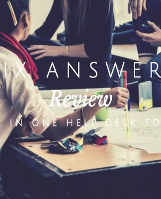Wix Answers Review - All in One Help Desk Tool