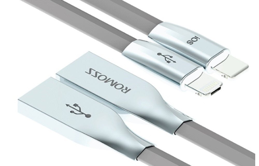 Romoss Rolink Hybrid Cable Review