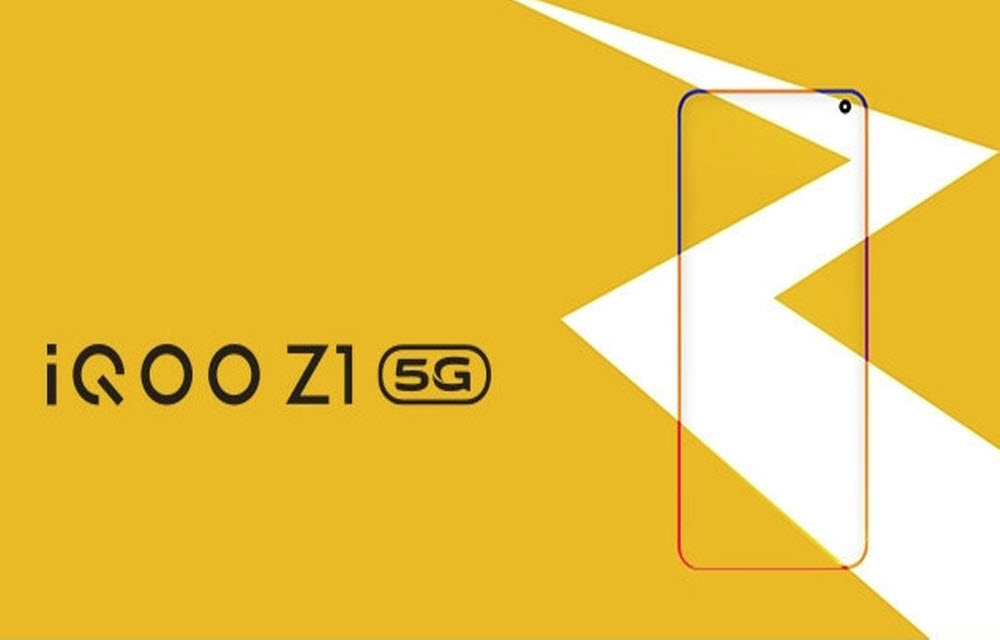 Vivo's iQOO Z1 5G with 144Hz Display To Be Announced On May 19